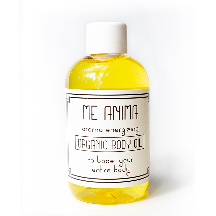 Me Anima Energizing body oil